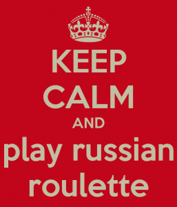 kill the non-dom - russian roulette?
