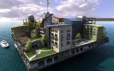 Seasteading for freedom! How there are better ways to achieve financial and legal autonomy