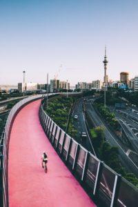 New Zealand offers City living alongside a beautiful natural landscape