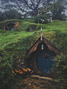 Bunkers in New Zealand