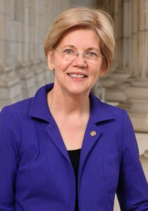 Ultra-Millionaire's tax bill fan Elizabeth Warren