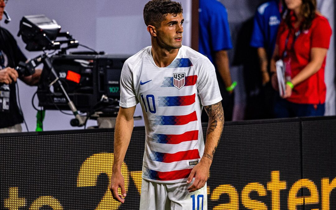 Christian Pulisic and using lineage citizenships to boost your athletic career.