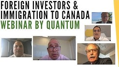 Tax Structures for Canadian & Foreign Investors | Live Webinar by Quantum Business Law